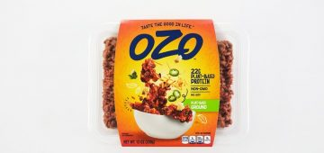JBS' plant-based Ozo comes to stores and e-commerce