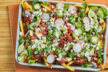 Mexican Street Fries